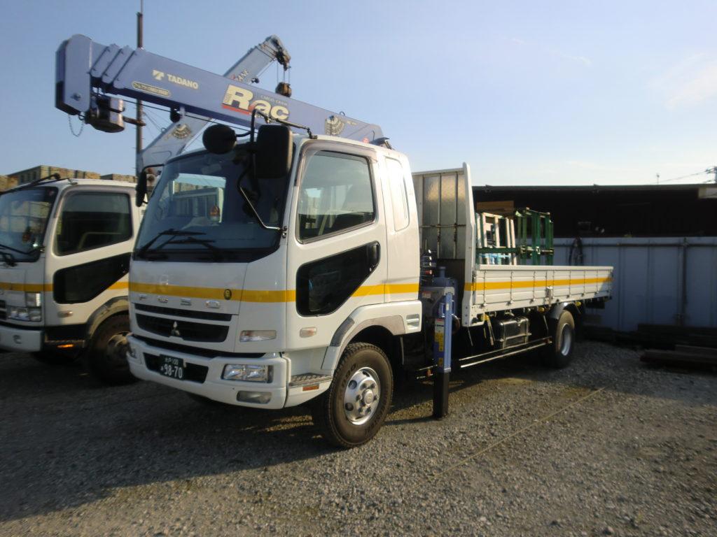 ユニック車トラック